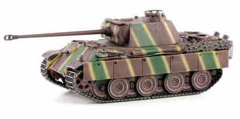 Dragon Models 1/ 72nd Scale Armor Panther G w/Steel Road Wheel, Pz.Div.Munchenberg, Berlin 1945 #60547