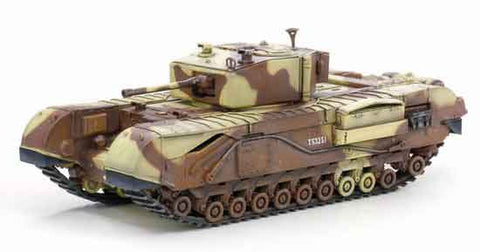 Dragon Models 1/ 72nd Scale Armor 1:72 Churchill MkIII, Tunisia 1943 #60569