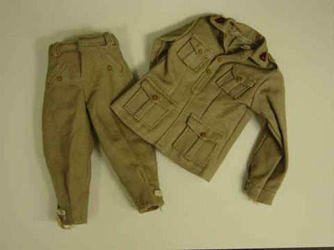ARMOURY Loose 1/6th Italian Uniform (Bersaglieri) WWII Era #ARL4-U102