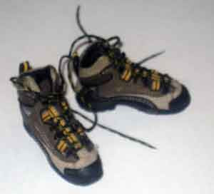 DAM Toys Loose 1/6th Boots (Asolo FSN 95 GTX)(Hiking) #DAM4-B401