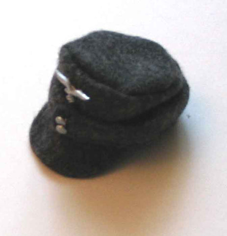 DID Loose 1/6 WWII German Cap (M43,SS) #DID1-H401
