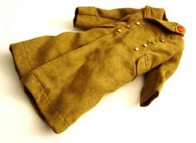DID Loose 1/6 WWII German Greatcoat (NSDAP) #DID1-U205
