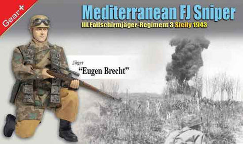 DRAGON MODELS 1/6th Action Figure EUGEN BRECHT Box Set #70357