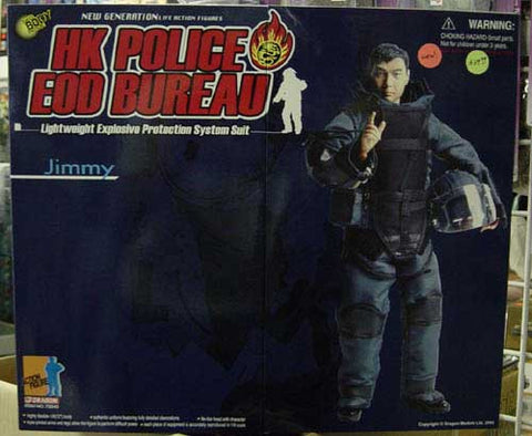 DRAGON MODELS 1/6th Action Figure JIMMY Box Set #72042