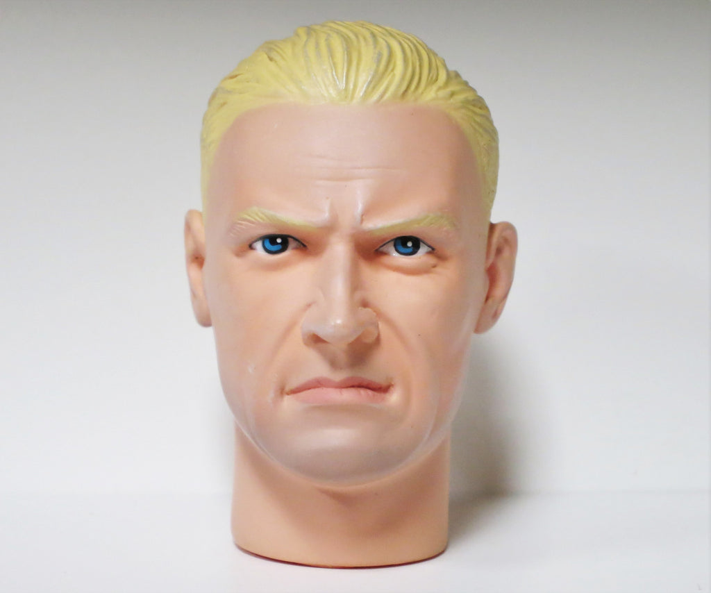 Dragon Models Loose 1/6th Head Sculpt Andreas Zillmer German WWII Era #DRHS-ANDREAS