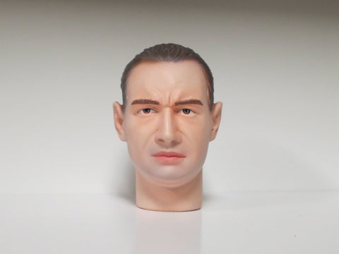 Dragon Models Loose 1/6th Head Sculpt Bruno Adler German WWII Era #DRHS-BRUNO2