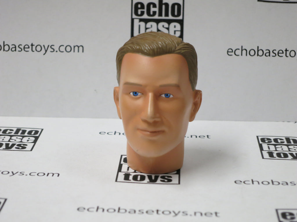 Dragon Models  Loose 1/6th Head Sculpt Brian Bishop Modern Era #DRHS-BRIAN