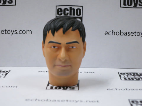 Dragon Models Loose 1/6th Head Sculpt Chow Modern Era #DRHS-CHOW