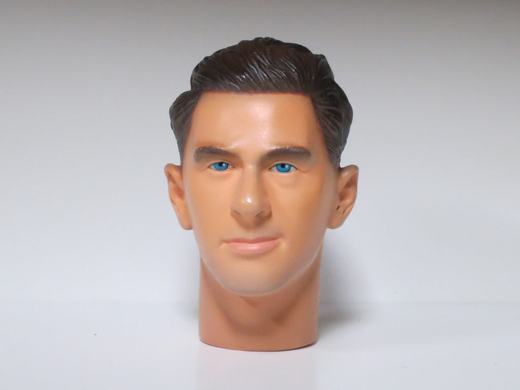 Dragon Models Loose 1/6th Head Sculpt Erich Schwarz German WWII Era #DRHS-ERICH6