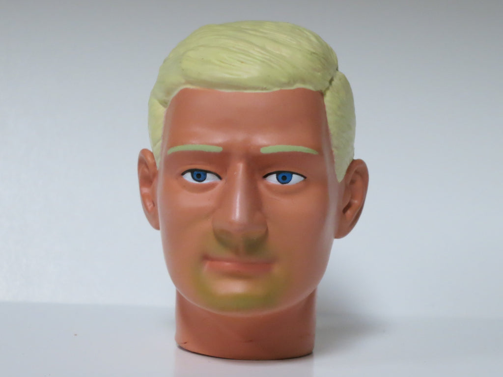Dragon Models Loose 1/6th Head Sculpt Ernst German WWII Era #DRHS-ERNST