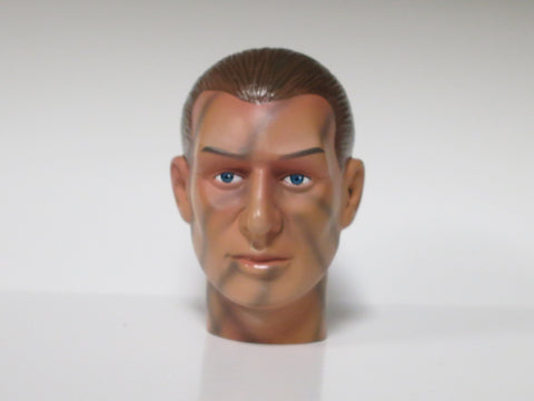 Dragon Models Loose 1/6th Head Sculpt Leo Camo Modern Era #DRHS-LEO CAMO