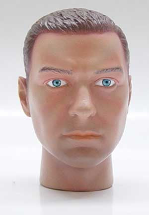 Dragon Models Loose 1/6th Head Sculpt John Tiano Modern Era #DRHS-JOHN TIANO