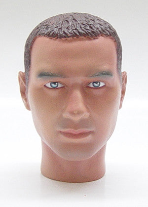 Dragon Models Loose 1/6th Head Sculpt Terry Modern Era #DRHS-TERRY