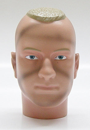 Dragon Models Loose 1/6th Head Sculpt Tim Modern Era #DRHS-TIM