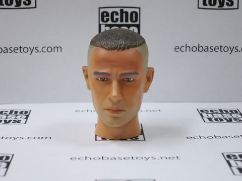 Dragon Models Loose 1/6th Head Sculpt Matt Modern Era #DRHS-MATT