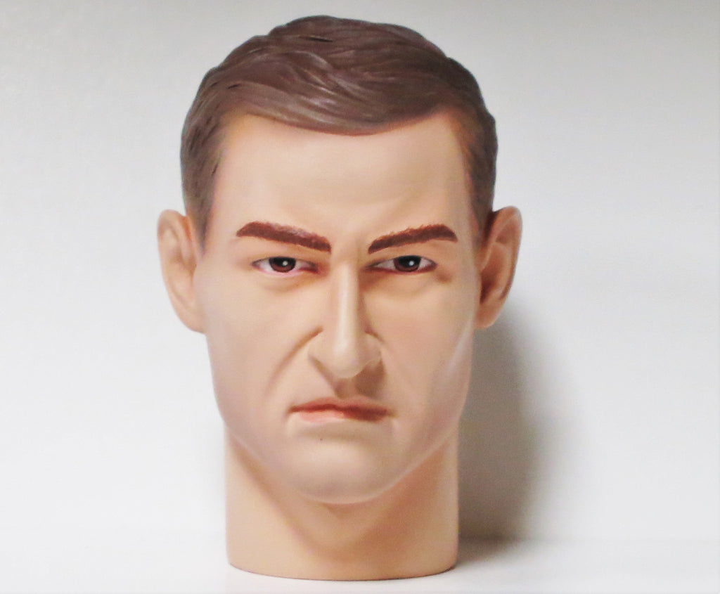 Dragon Models Loose 1/6th Head Sculpt Pavel Nikolaievich Chernov Russia WWII Era #DRHS-PAVEL