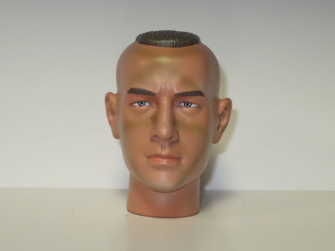 Dragon Models Loose 1/6th Head Sculpt Roy Modern Era #DRHS-ROY