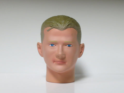 Dragon Models Loose 1/6th Head Sculpt Sam US Korean War Era #DRHS-SAM