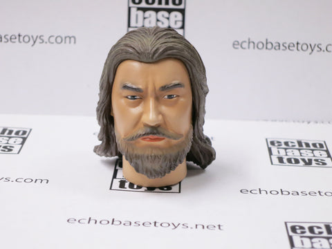 Dragon Models  Loose 1/6th Head Sculpt Subadai #DRHS-SUBADAI