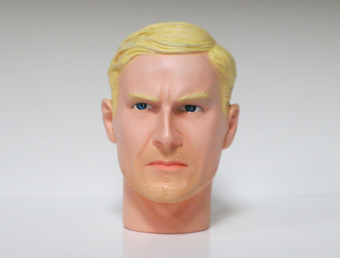 Dragon Models Loose 1/6th Head Sculpt Viktor Mohr German WWII Era #DRHS-VIKTOR2