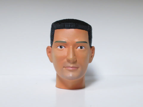 Dragon Models Loose 1/6th Head Sculpt Wai Sir Modern Era #DRHS-WAI SIR