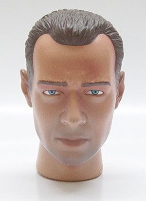 Dragon Models Loose 1/6th Head Sculpt Captain Miller US WWII Era #DRHS-CAPT MILLER