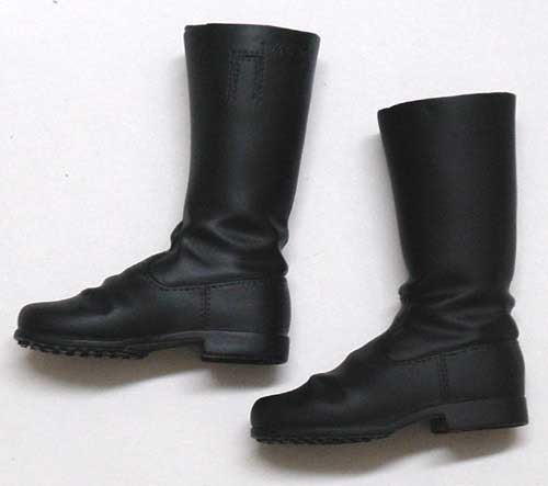 Dragon Models Loose 1/6th Scale WWII German Marching Boots #DRL1-B100