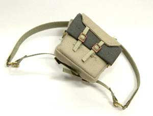 Dragon Models Loose 1/6th Scale WWII British M37 Haversack (Khaki) w/Blanket (Green) #DRL2-P200