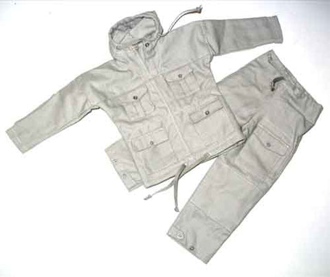 Dragon Models Loose 1/6th Scale WWII British Windproof Smock & Trousers #DRL2-U360