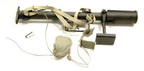 Dragon Models Loose 1/6th Scale WWII British PIAT Rocket Launcher cloth sling #DRL2-W200