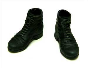 Dragon Models Loose 1/6th Scale WWII Russian Ankle Boots #DRL5-F201
