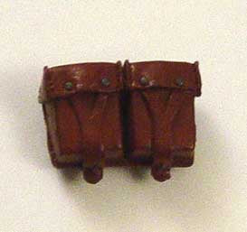 "Dragon Models Loose 1/6th Scale WWII Russian Ammo Pouch Mosin-Nagant ""Single"" #DRL5-P303"