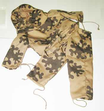 Dragon Models Loose 1/6th Scale WWII Russian Amoeba(Autumn) MKK Smock/Overtrousers #DRL5-U316
