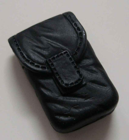 Dragon Models Loose 1/6th Scale Modern Law Enforcement Utility Pouch Large MOLDED #DRL7-P115