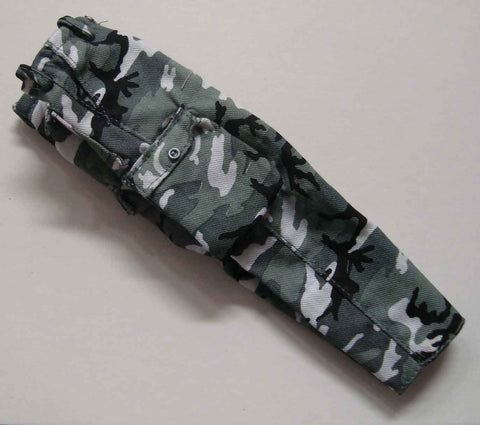 Dragon Models Loose 1/6th Scale Modern Law Enforcement Urban Camo BDU Style Pants #DRL7-U203