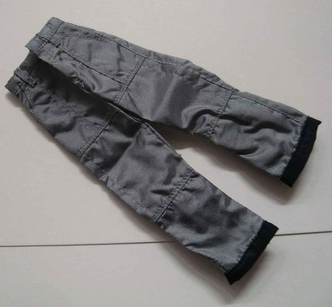 Dragon Models Loose 1/6th Scale Modern Law Enforcement Nylon Pants (Grey) #DRL7-U204