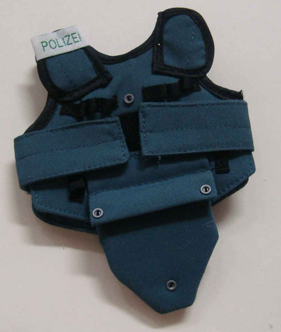 Dragon Models Loose 1/6th Scale Modern Law Enforcement GSG-9 Body Armor/Vest #DRL7-Y205