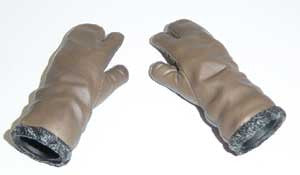 Dragon Models Loose 1/6th Gloved Hands (WWII US Winter)(Bendy) #DRNB-H004