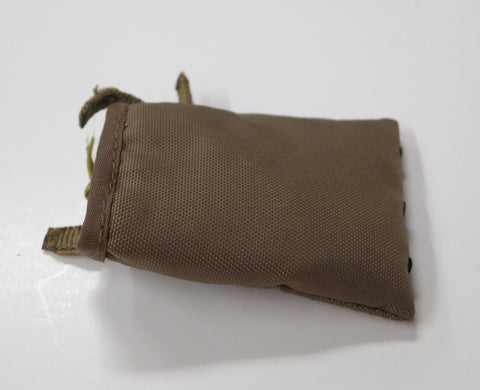 FLAG SET Loose 1/6th Dump Pouch Coyote Modern Era #FSL4-P710