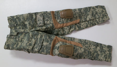 FLAG SET Loose 1/6th Gen2 Combat Trouser ACU Modern Era #FSL4-U901