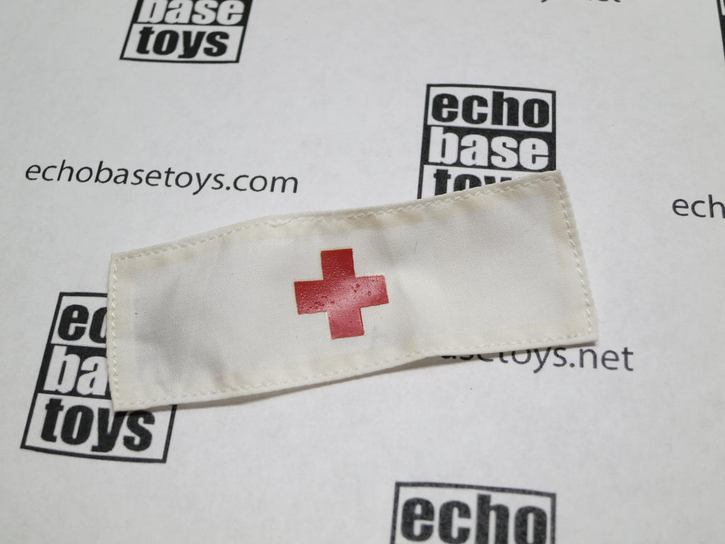 ALERT LINE 1/6 Loose WWII US Medic Arm Band WWII Era #ALL3-A700