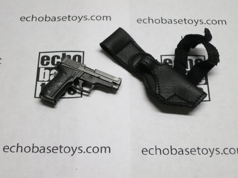 MC TOYS Loose 1/6th P226 Pistol (w/Holster) Modern Era #MCL4-W030