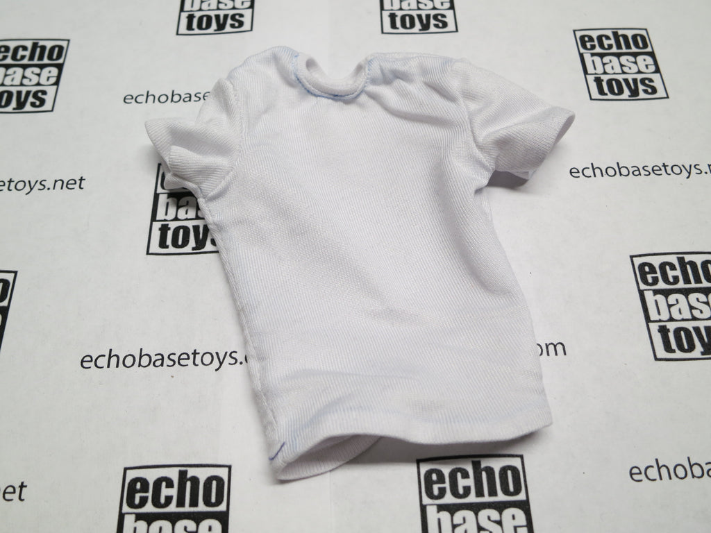 MC TOYS Loose 1/6th T-Shirt (White) Modern Era #MCL4-U001