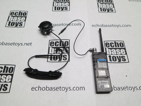 MC TOYS Loose 1/6th SAS Radio (w/PTT,Throat Mic) Modern Era #MCL4-K300