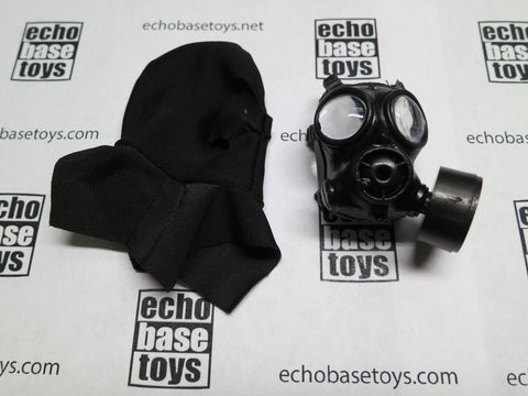 MC TOYS Loose 1/6th Gas Mask (SAS,w/Hood) Modern Era #MCL4-H500