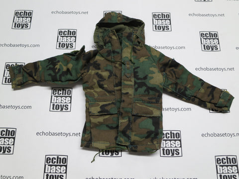 Dragon Models Loose 1/6th ECWS Parka (Female Size)(Woodland) #DRL4-F101