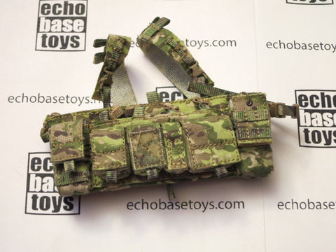 DAM Toys Loose 1/6th UW Chest Rig (Multi-Cam)  #DAM4-Y800