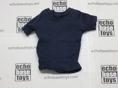 TOYS WORKS Loose 1/6th T-Shirt (Navy) Modern Era #TZL4-U010