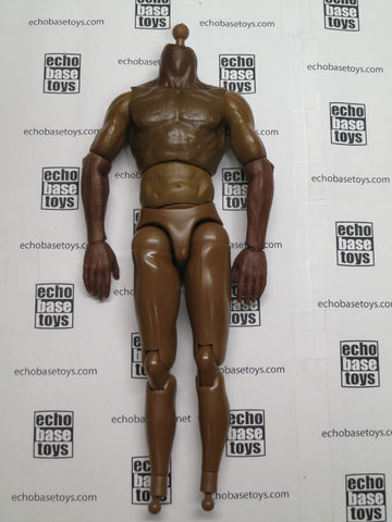 TOYS WORKS Loose 1/6th Body - Male (AA/Muscle) Modern Era #TZL4-HB100