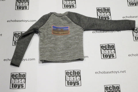 MCC Toys Loose 1/6th Shirt - Long Sleeve (Patagonia) #MCC4-U001